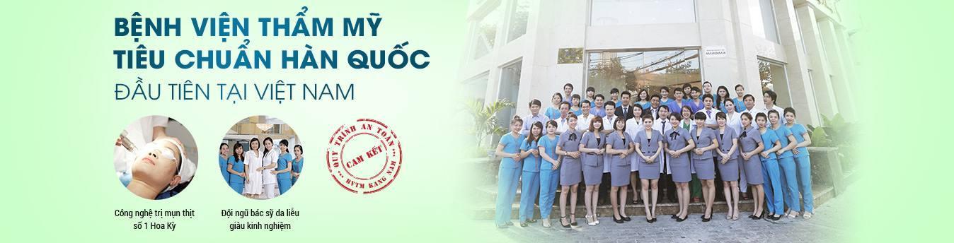 Đội ngũ bác sĩ chuyên khoa uy tín