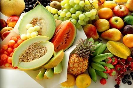 Chăm sóc da sau khi đốt mụn thịt cần bổ sung hoa quả