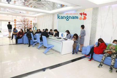 Kangnam là địa chỉ trị mụn thịt tốt nhất tại Hà Nội