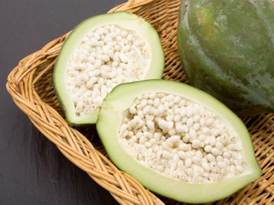 Cách trị mụn gạo trên mặt bằng trái cây, bạn có tin?3